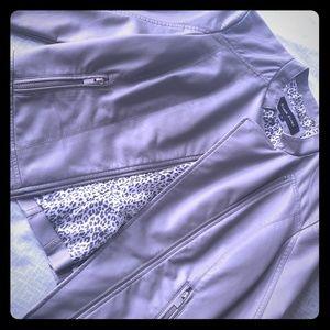 Grey  jacket by Black Rivet